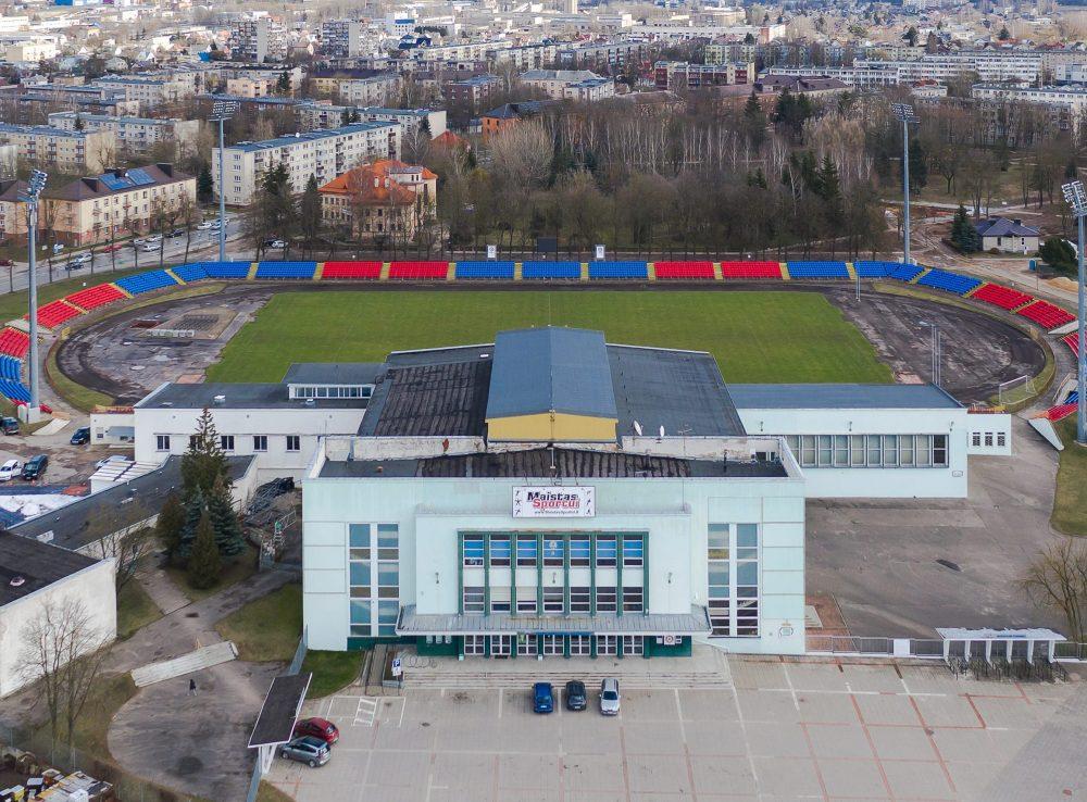 """Panevėžio sporto centro """"Aukštaitijos"""" sporto kompleksas"""