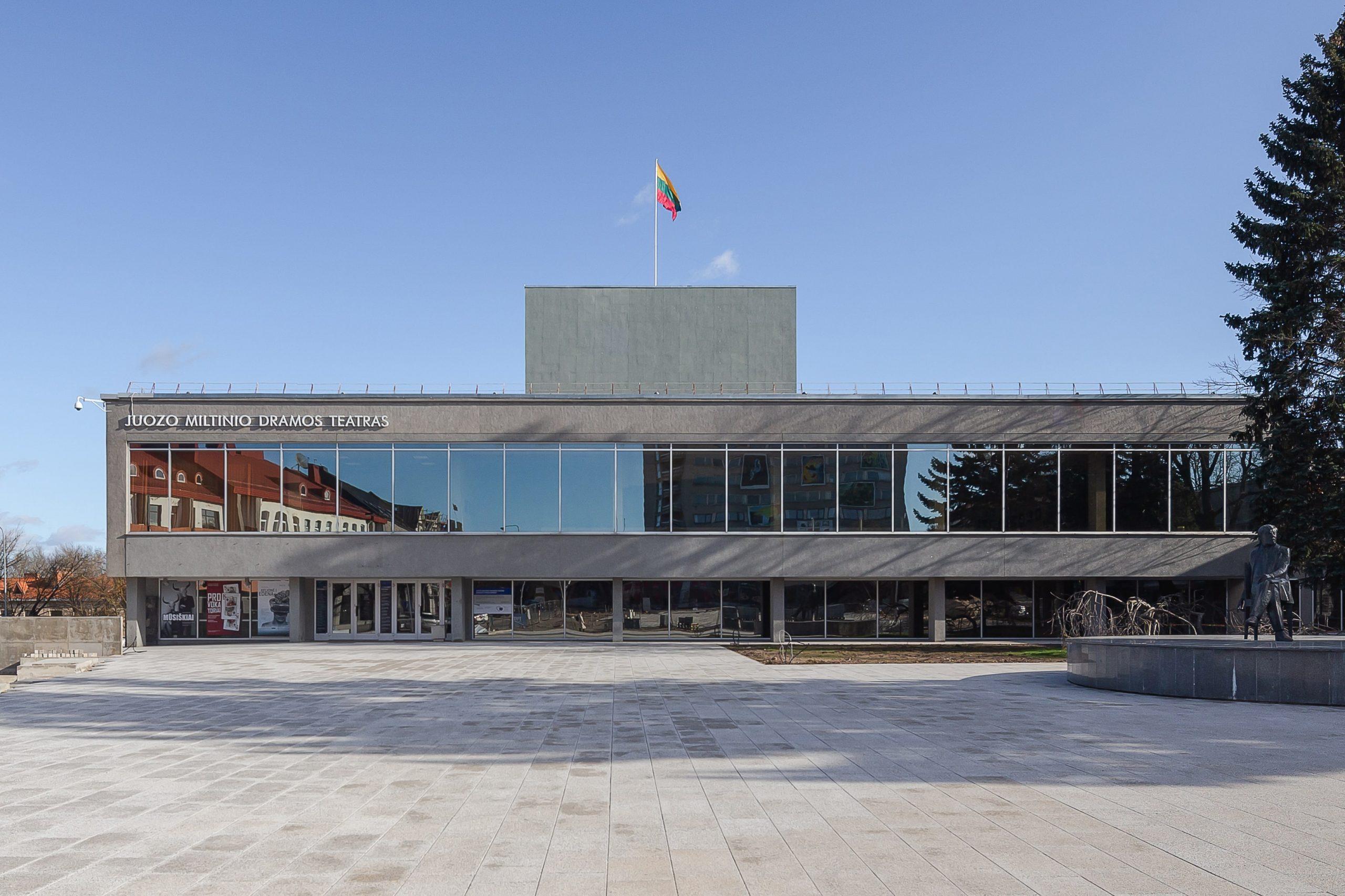 Juozo Miltinio dramos teatras