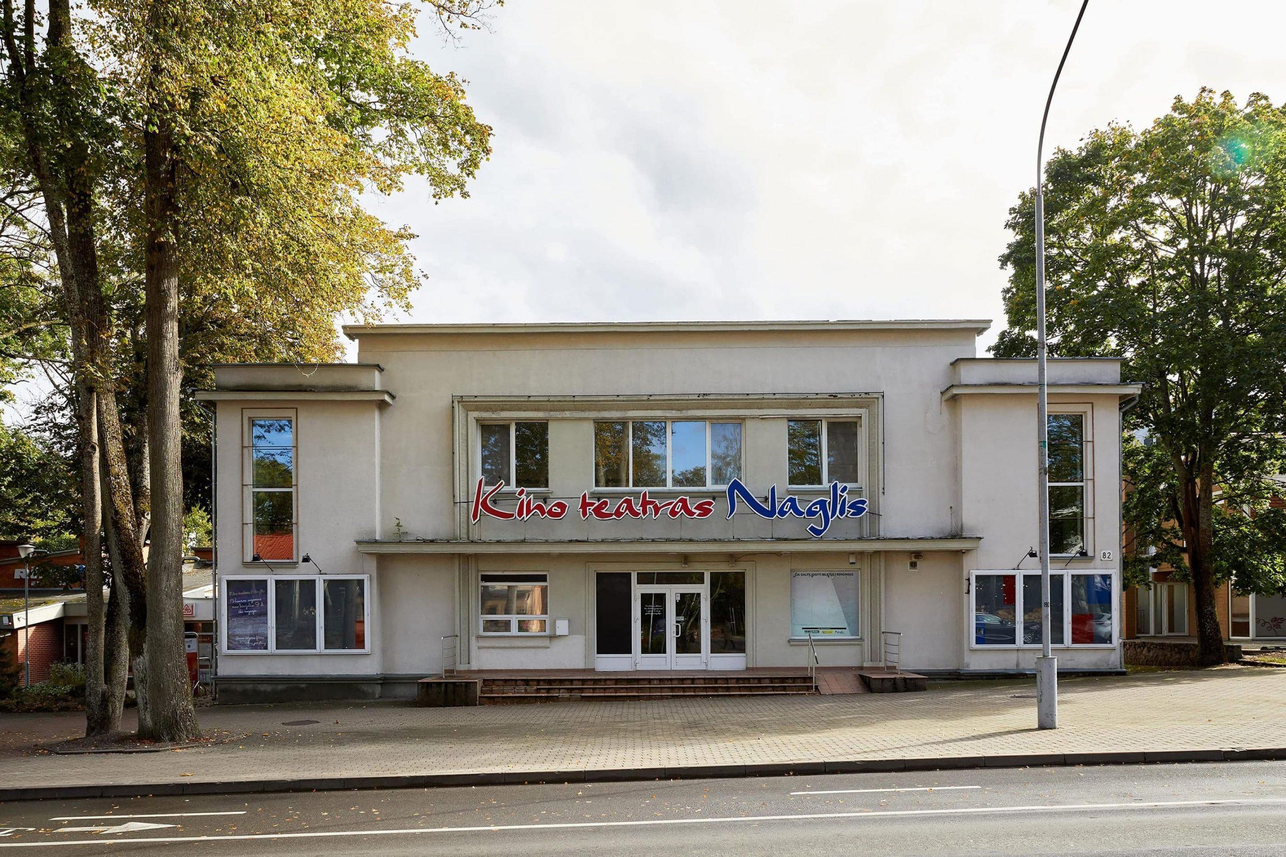 Kino teatras Naglis